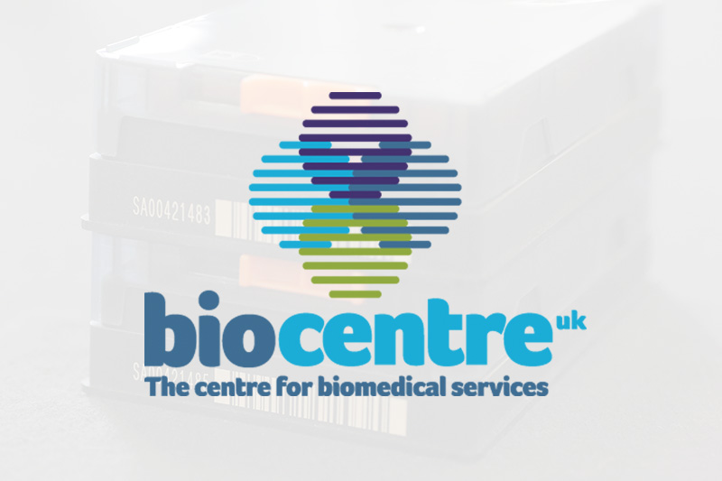 UK Biocentre Opened by George Freeman MP, Life Sciences Minister