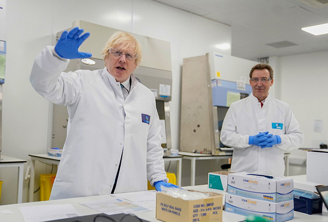 Prime Minister thanks scientists for testing more than a million COVID-19 samples